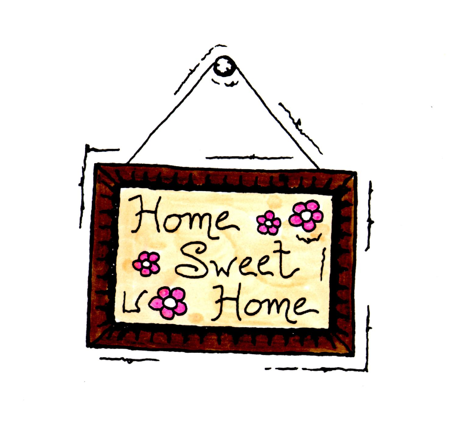 Clipart home sweet home png download Home Sweet Home Clipart & Home Sweet Home Clip Art Images ... png download