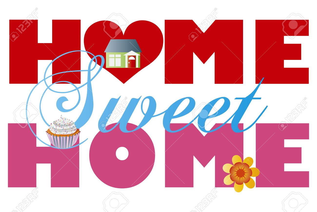 Clipart home sweet home clip art free Home sweet home clipart free - ClipartFox clip art free