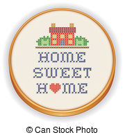 Clipart home sweet home image black and white stock Home sweet home clipart free - ClipartFest image black and white stock