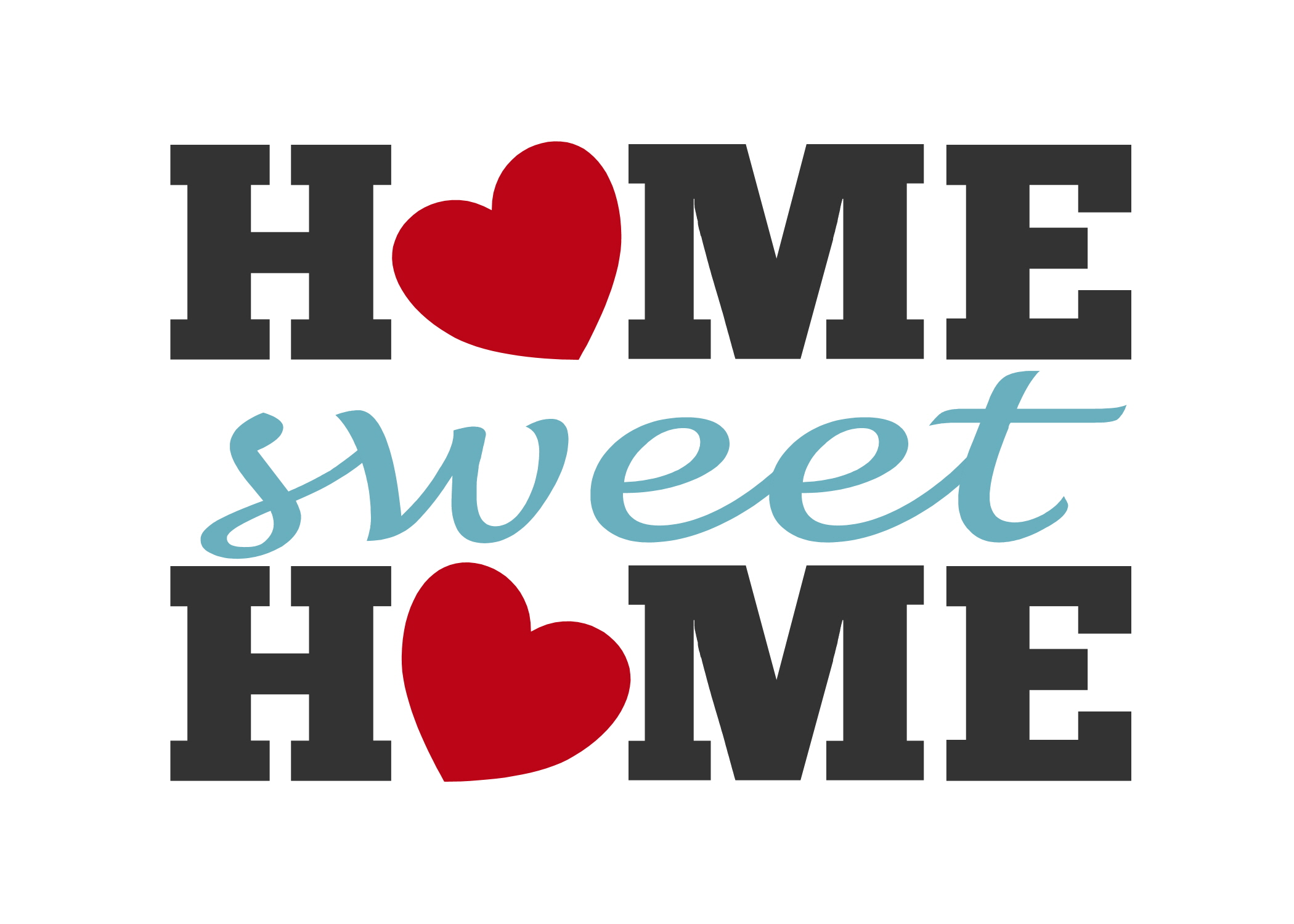 Clipart home sweet home vector library Home Sweet Home Clipart & Home Sweet Home Clip Art Images ... vector library