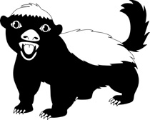 Clipart honey badger image royalty free download Search Results for honey badger - Clip Art - Pictures - Graphics ... image royalty free download