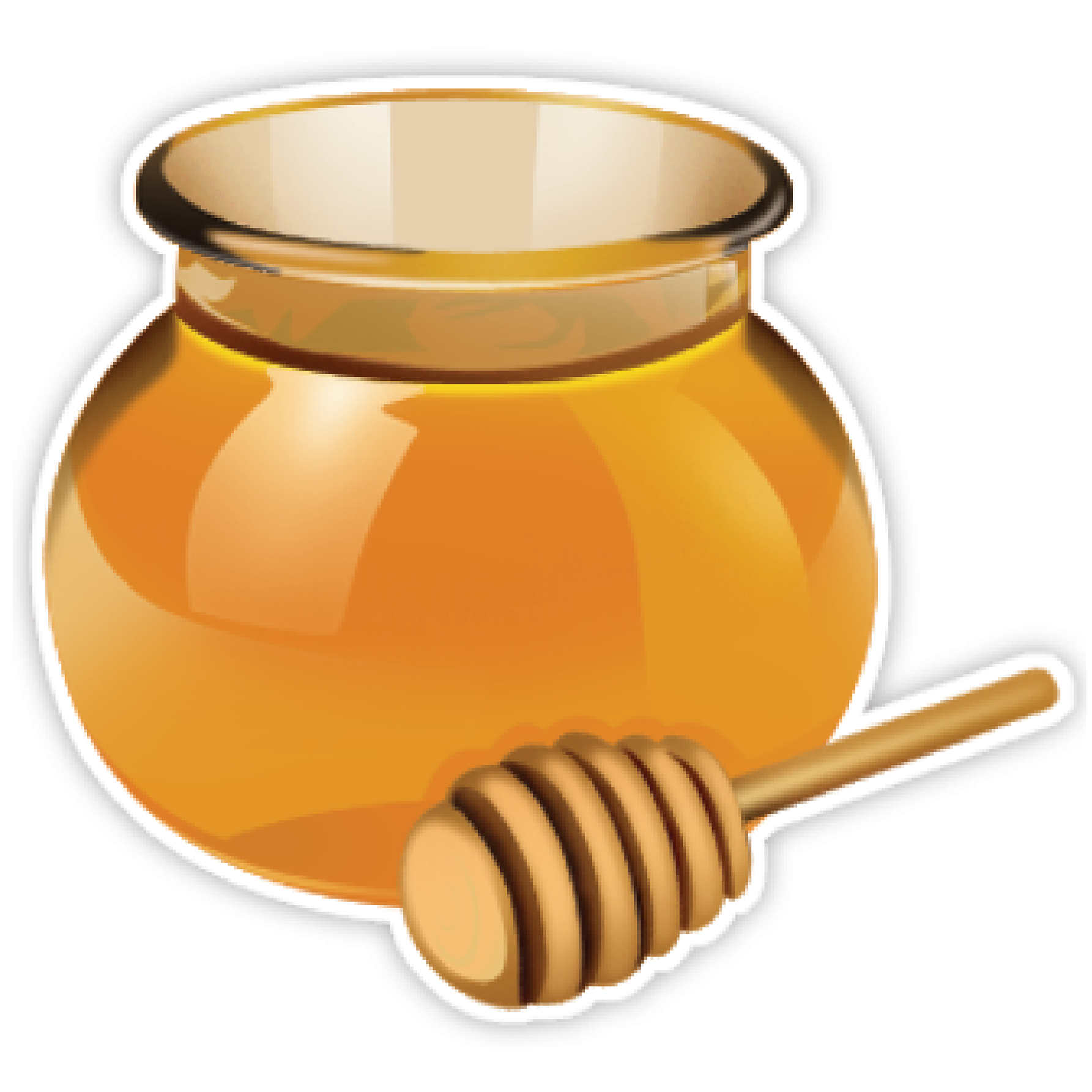 Clipart honey jar royalty free library Free Honey Jar Cliparts, Download Free Clip Art, Free Clip Art on ... royalty free library