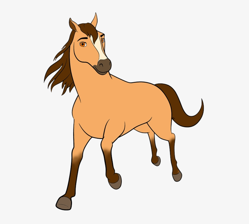 Horse clipart pic clip freeuse stock Horses Clipart Clip Art - Spirit Riding Free Horse Transparent PNG ... clip freeuse stock