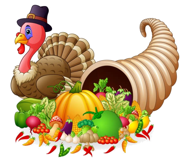 Clipart horn of plenty clip art royalty free Cornucopia Thanksgiving Horn Of Plenty Full Vegetables And Fruit ... clip art royalty free