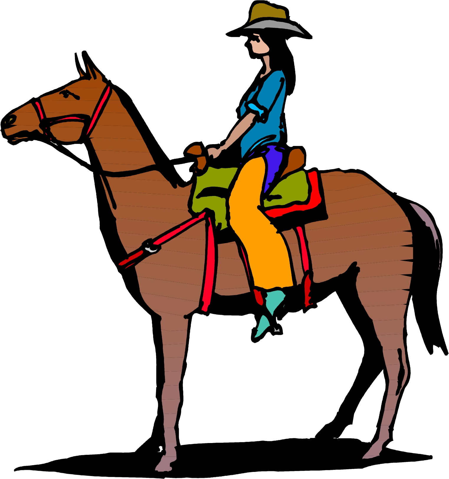 Clipart horseriding jpg freeuse Horse riding clipart 11 » Clipart Station jpg freeuse