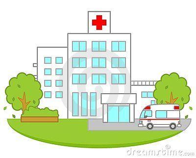 Hospitals clipart graphic royalty free Cartoon Hospital Clip Art | ... ://www.abcteach.com/documents/clip ... graphic royalty free
