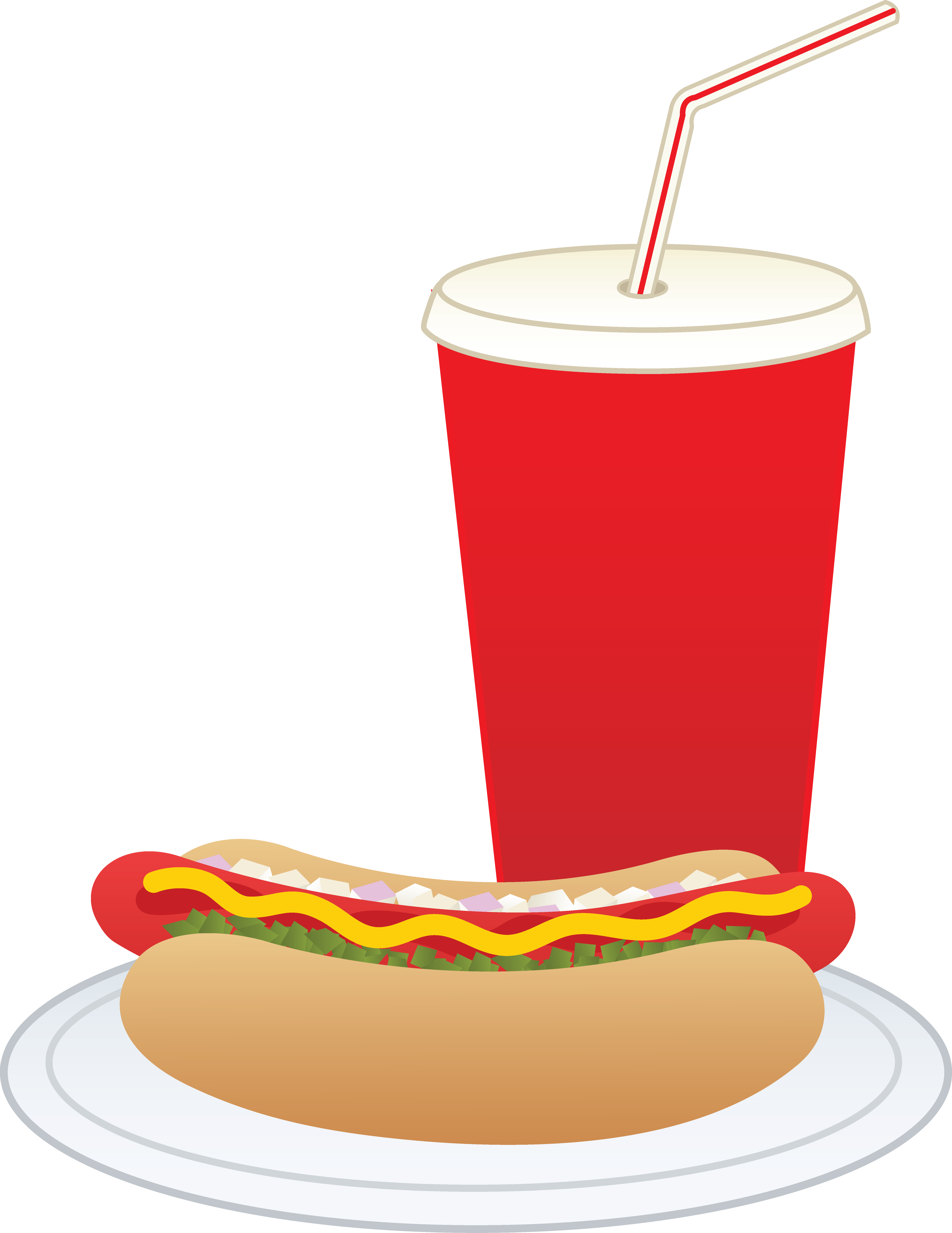 Free clipart hot dog clipart freeuse download Hotdog Clipart | Clipart Panda - Free Clipart Images clipart freeuse download