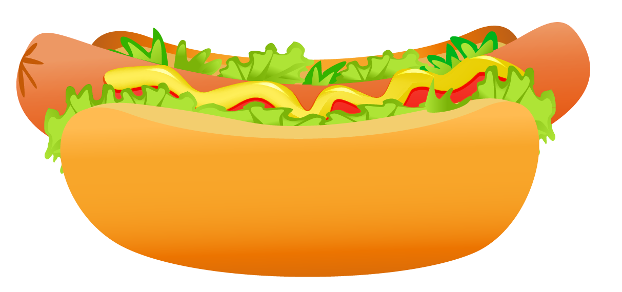 Hot dog bun clipart png free stock Hot Dog PNG Clipart Image | Gallery Yopriceville - High-Quality ... png free stock