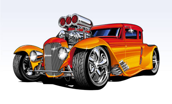 Clipart hot rod png black and white library 44+ Hot Rod Clip Art | ClipartLook png black and white library