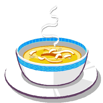 Clipart hot soup image library stock Hot soup clipart 5 » Clipart Station image library stock