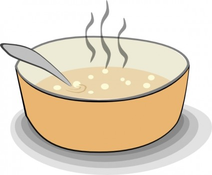 Clipart hot soup vector transparent library Hot soup clipart 10 » Clipart Station vector transparent library