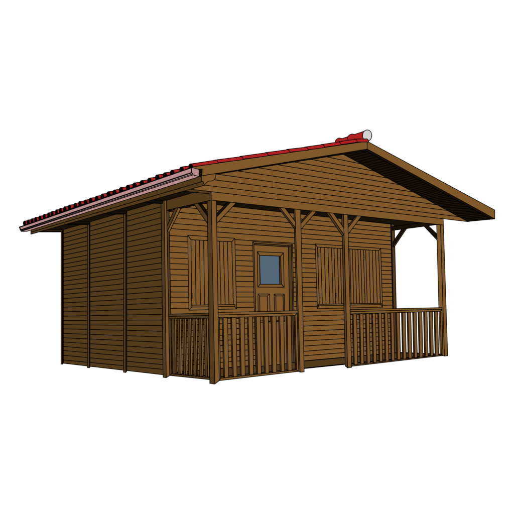 House clipart no background vector free Free Wooden House Transparent Background - peoplepng.com vector free