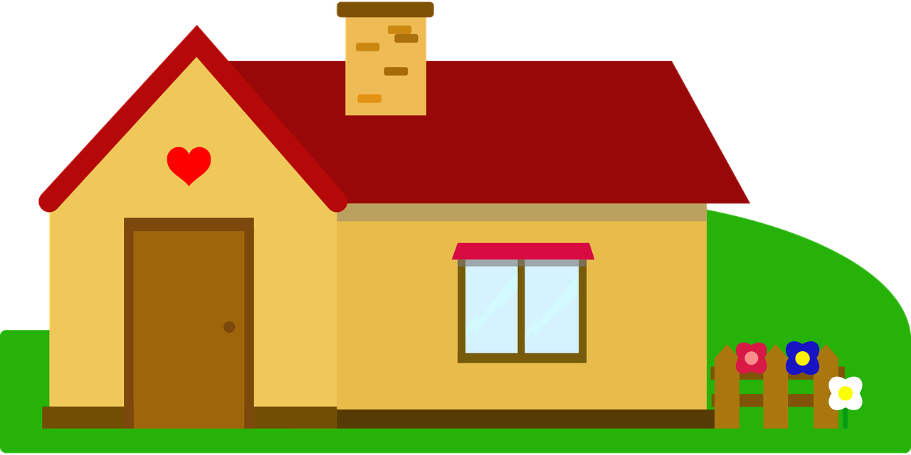 Simple house clipart image library library Free Simple House Clip Art #45370 - Free Icons and PNG Backgrounds image library library