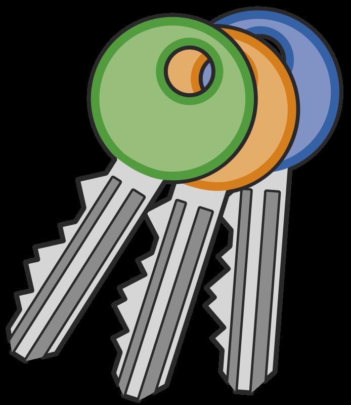 Clipart house keys image black and white download Jail Keys Cliparts - Cliparts Zone image black and white download