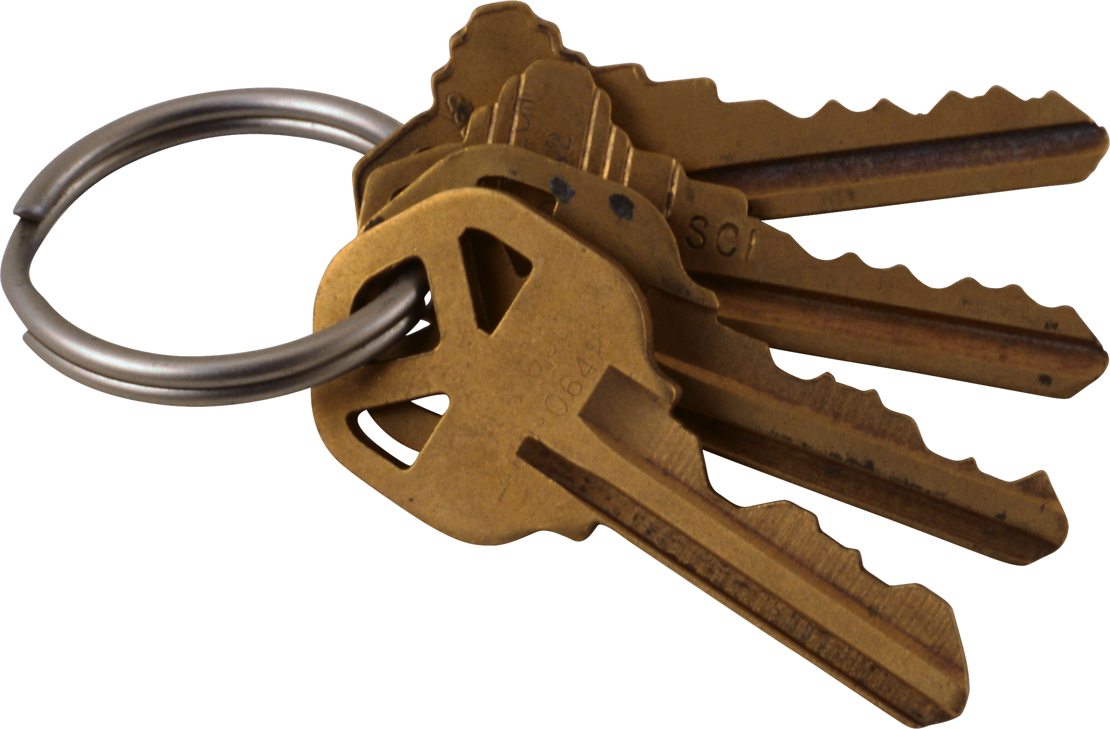 Clipart house keys jpg free library Key's PNG Image - PurePNG | Free transparent CC0 PNG Image Library jpg free library