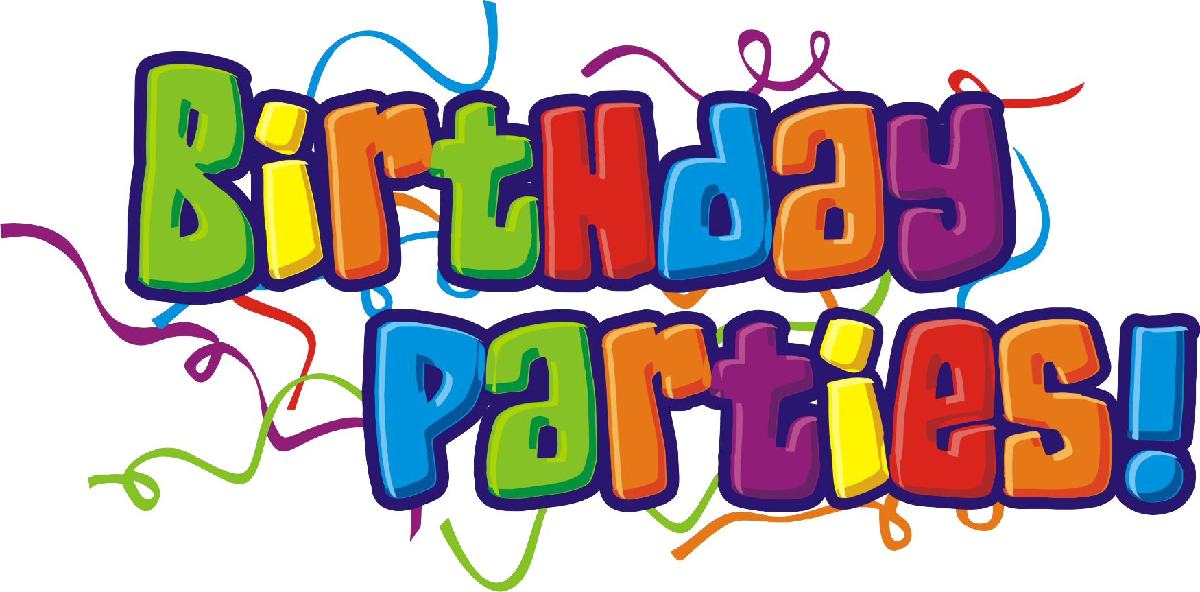 Party house clipart vector black and white download Download Birthday Parties Png Clipart #45909 - Free Icons and PNG ... vector black and white download