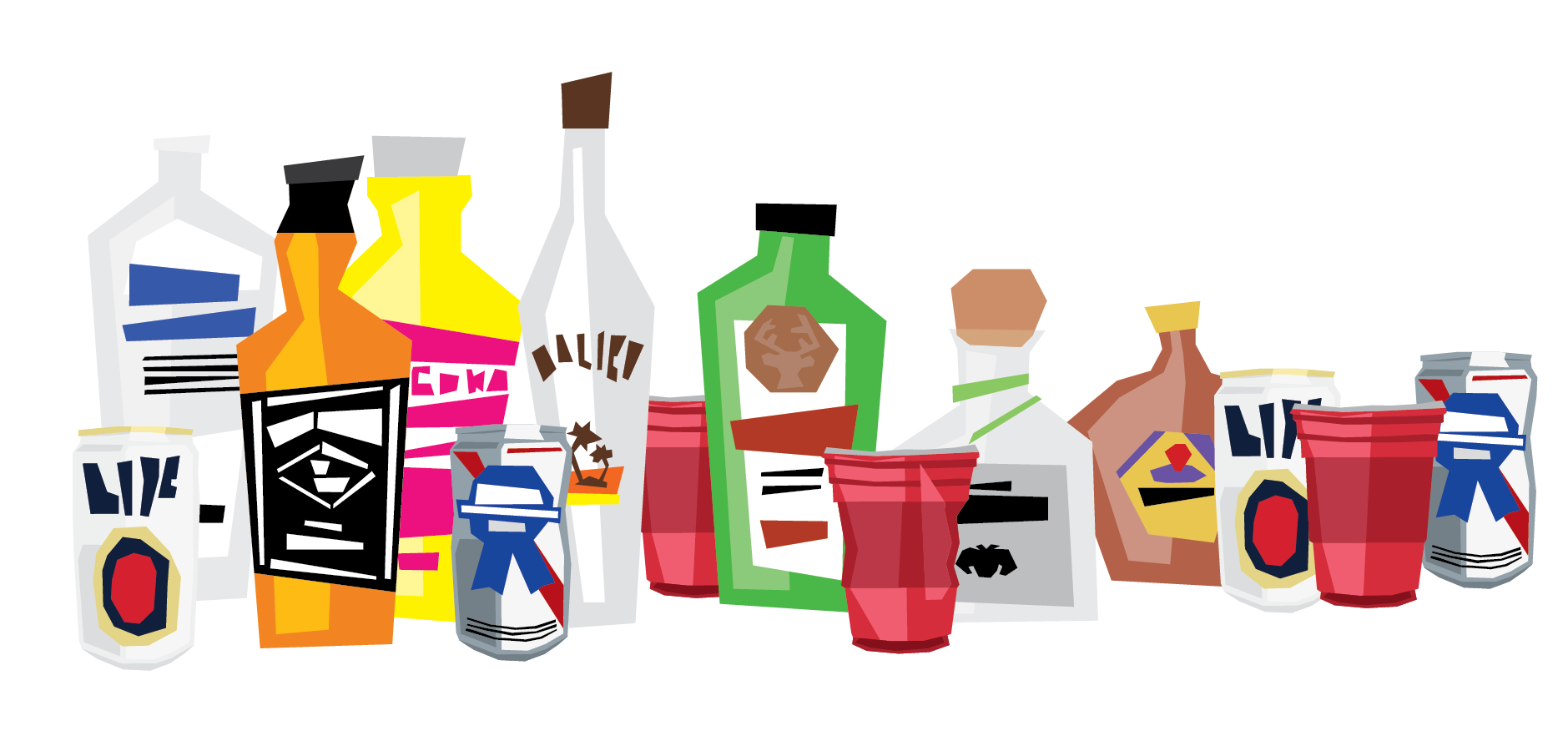Clipart house party picture library Party Smart Guide – Rutgers Off-Campus Living and Community Partnerships picture library