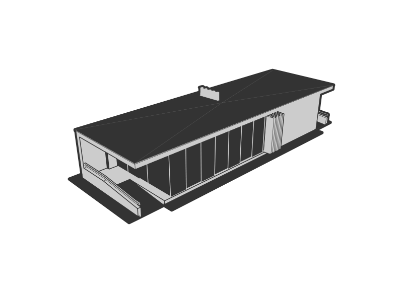 Roof house clipart clip royalty free library Flat Roof Clipart clip royalty free library
