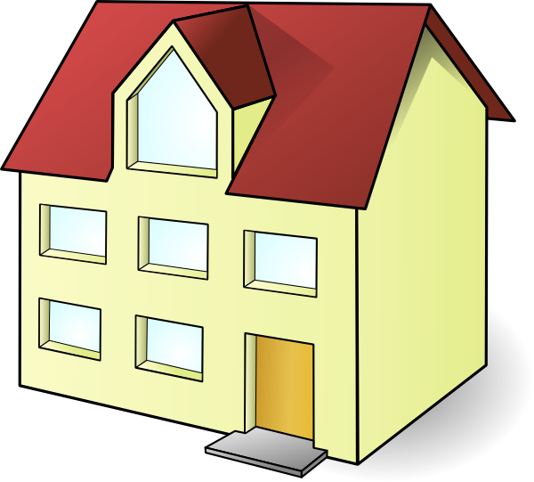 House for sold clipart royalty free library House 59 Clip Art at Clker.com - vector clip art online, royalty ... royalty free library