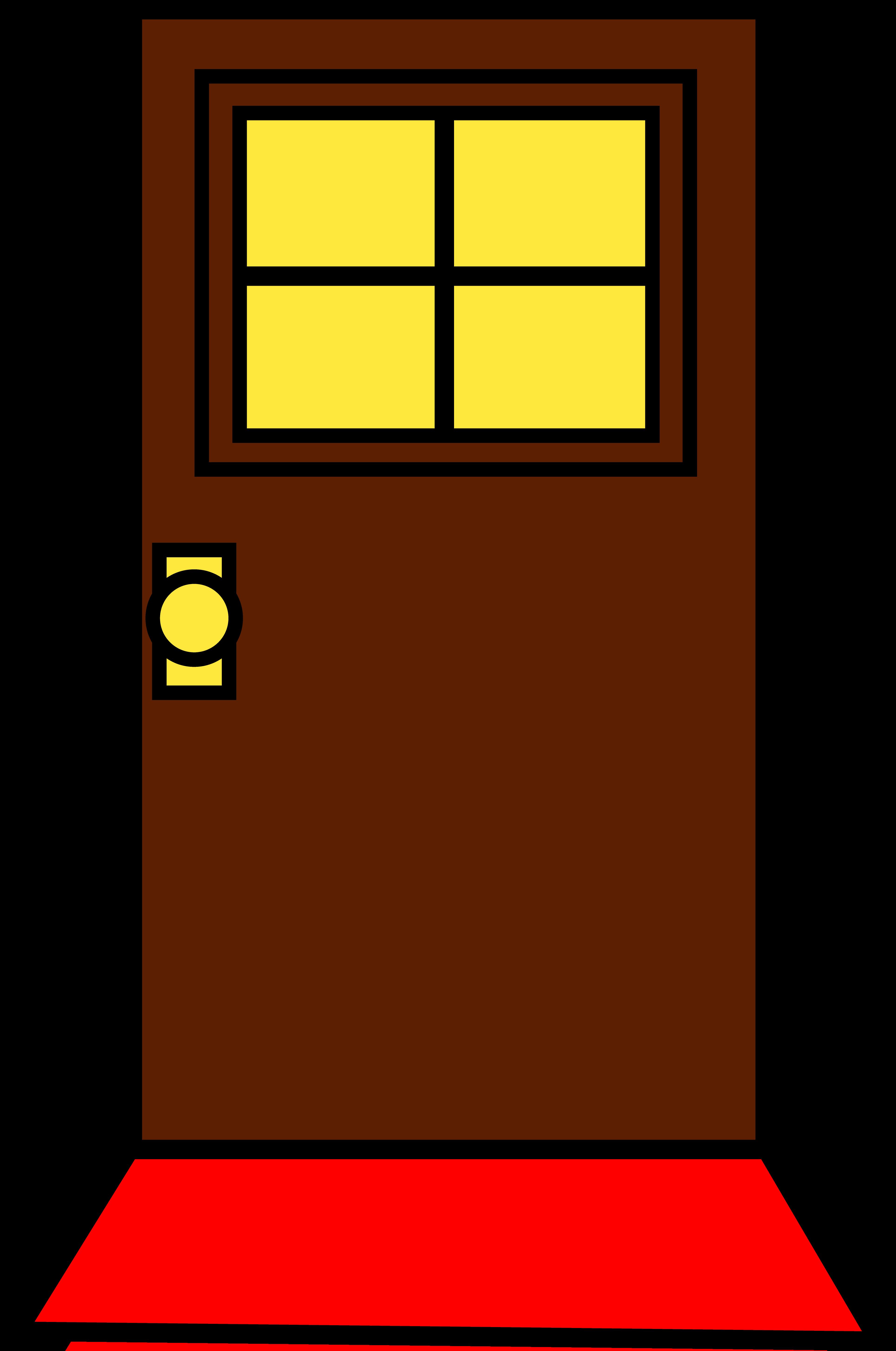 School door clipart clip art transparent House Door Clipart clip art transparent