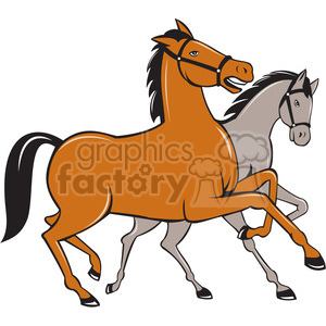 Horses clipart images freeuse stock horse clipart - Royalty-Free Images | Graphics Factory freeuse stock