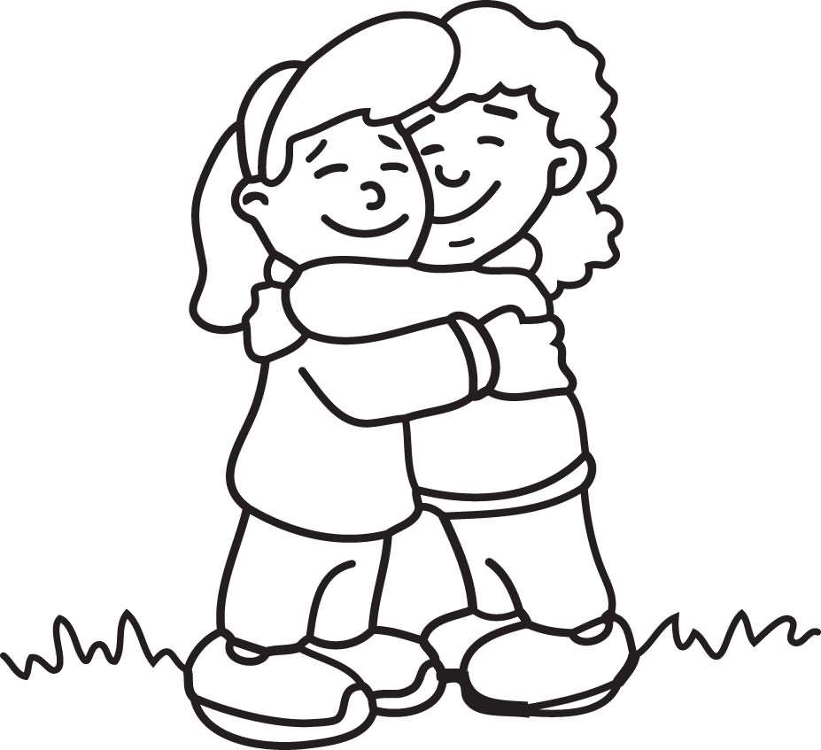 Clipart huging clipart royalty free Hug Clip Art Free | Clipart Panda - Free Clipart Images clipart royalty free