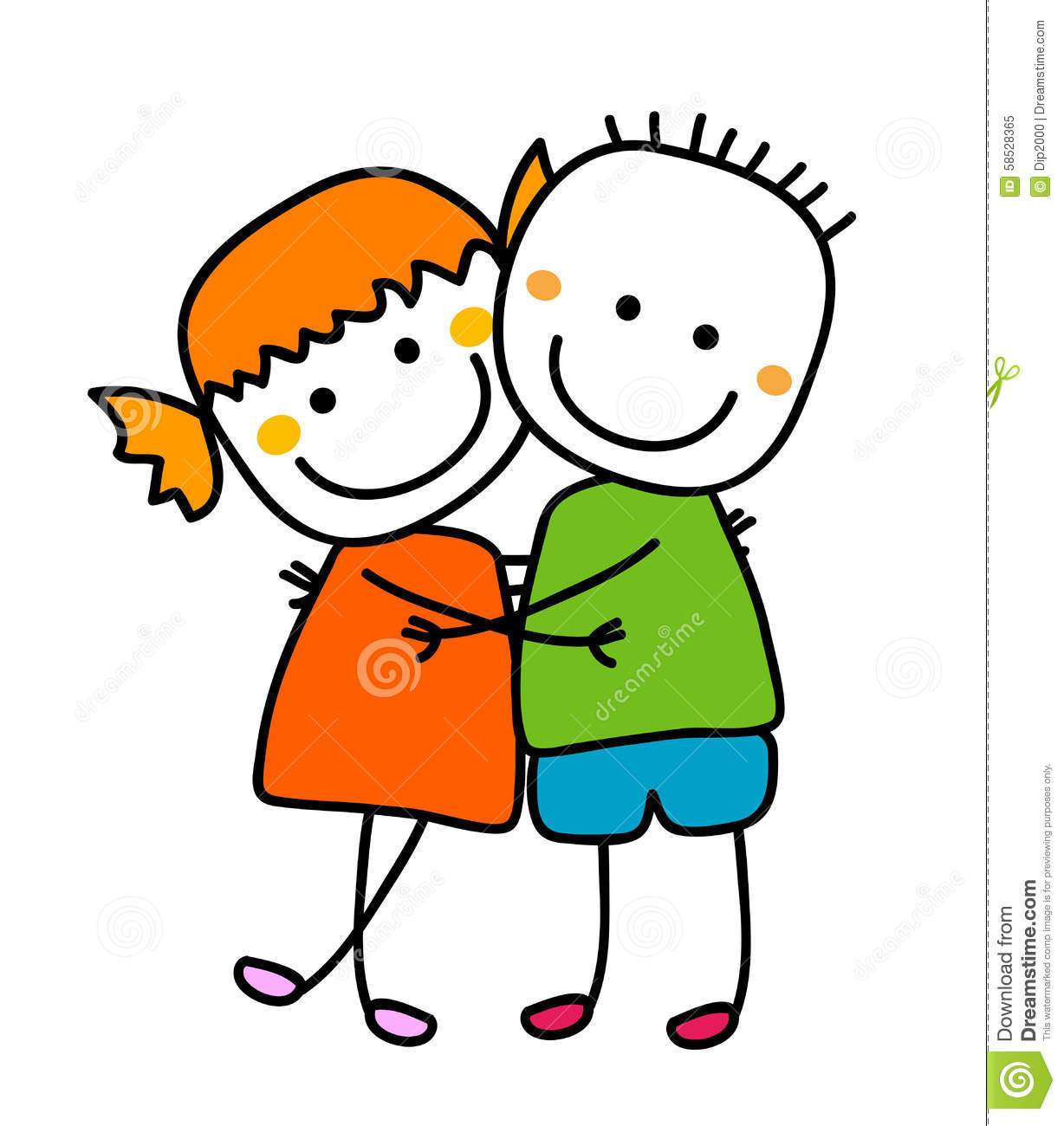 Clipart huging jpg transparent Hugging clipart 5 » Clipart Portal jpg transparent