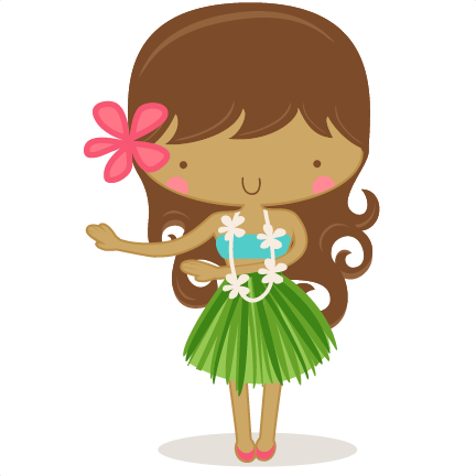 Clipart hula dancer banner royalty free library Freebie of the Day! Hula Girl | freebies | Hula girl, Cute clipart ... banner royalty free library