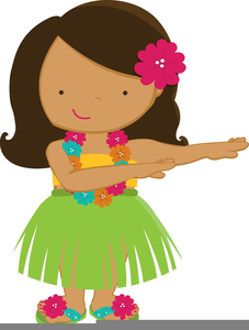 Clipart hula dancer png transparent stock Free Clipart Hula Girl | Free Images at Clker.com - vector clip art ... png transparent stock