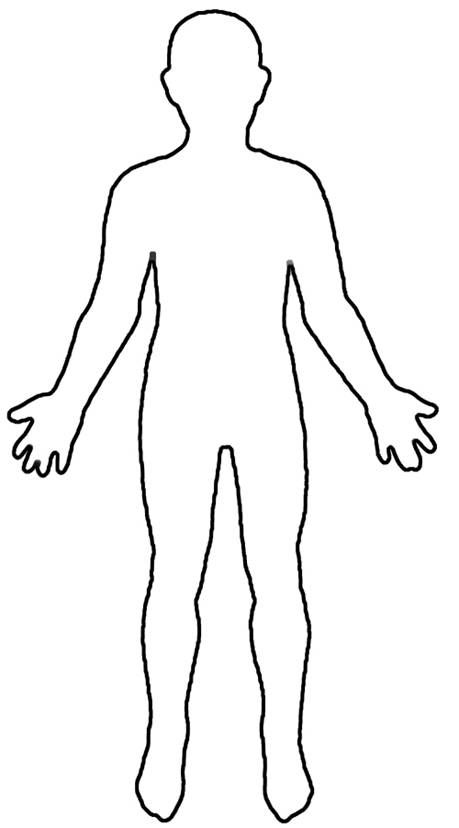 Outline of a person clipart clip royalty free Cliparts - Download free cliparts - tons of free silhouettes here ... clip royalty free