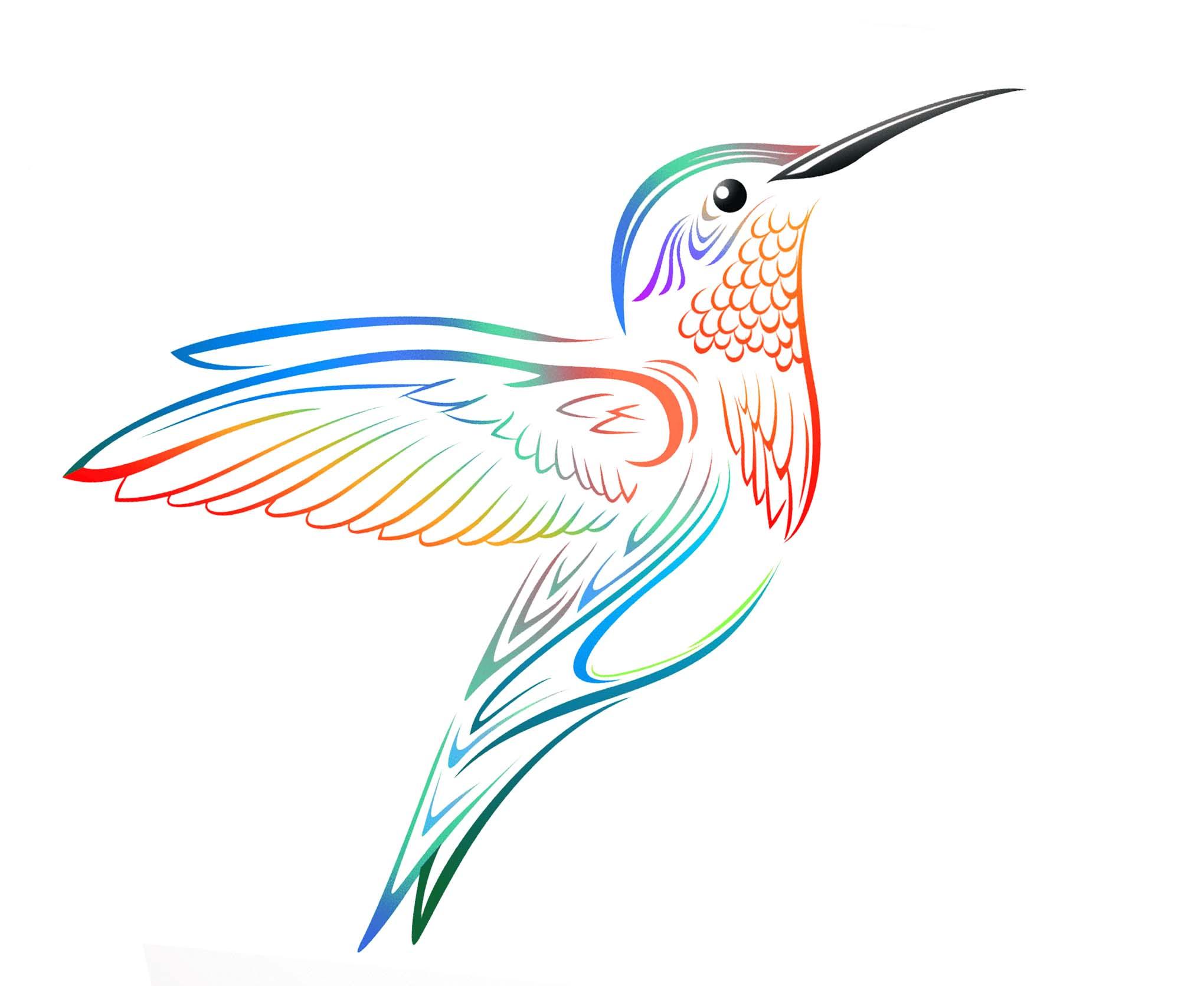 Clipart hummingbird clip free stock Hummingbird Clipart Images - Clipart1001 - Free Cliparts clip free stock