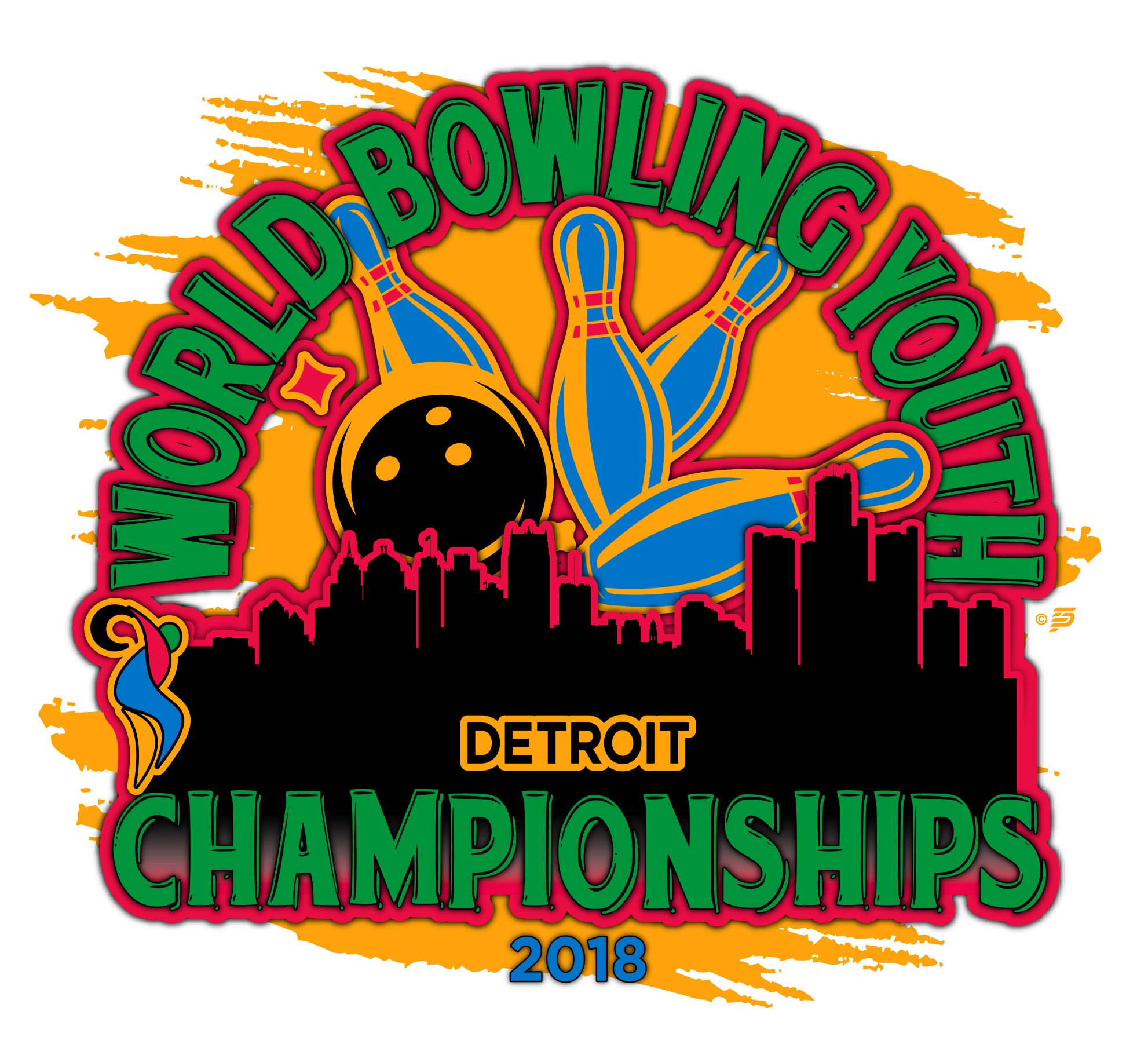 Clipart hunters live stream 2018 image black and white download Live Stream – 2018 World Bowling Youth Championships image black and white download