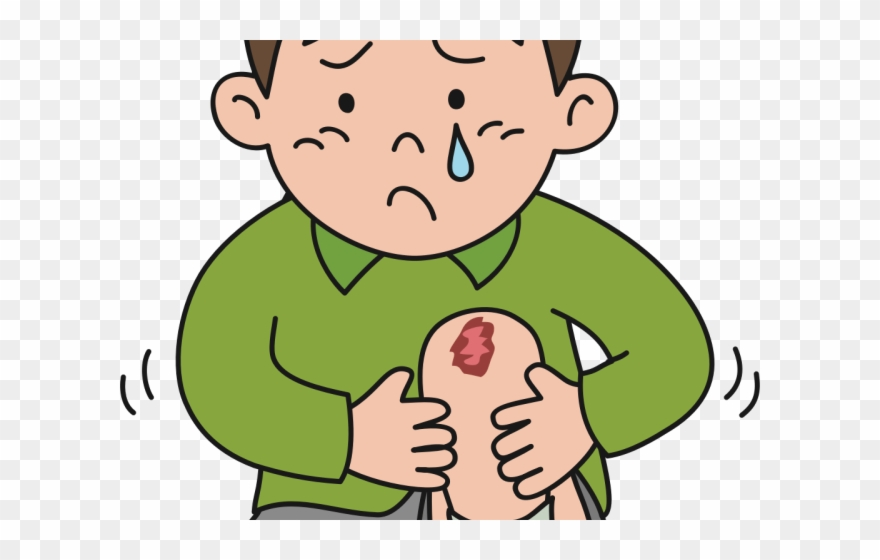 Hurt clipart picture freeuse stock Crying Clipart Hurt Girl - Injury Kid Png Transparent Png (#3515290 ... picture freeuse stock
