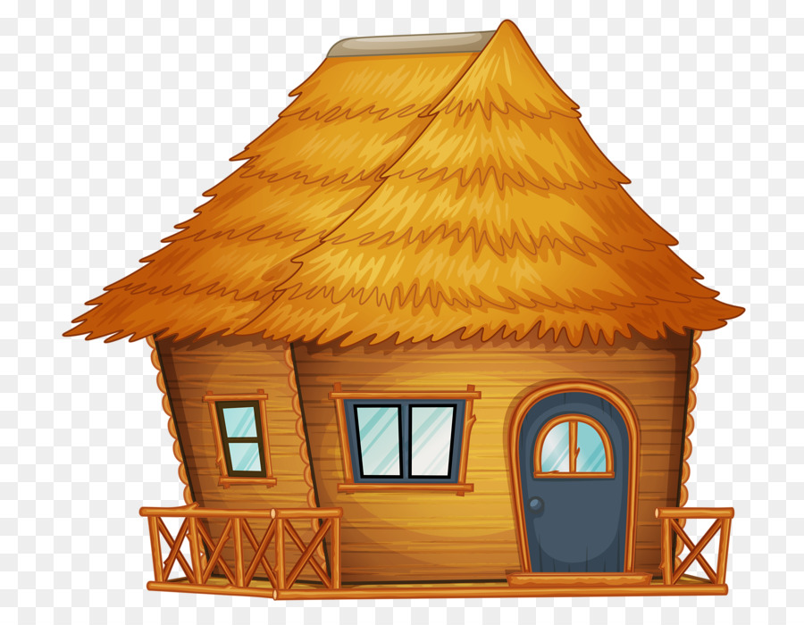 Clipart hut clip royalty free House Cartoon clipart - Hut, transparent clip art clip royalty free
