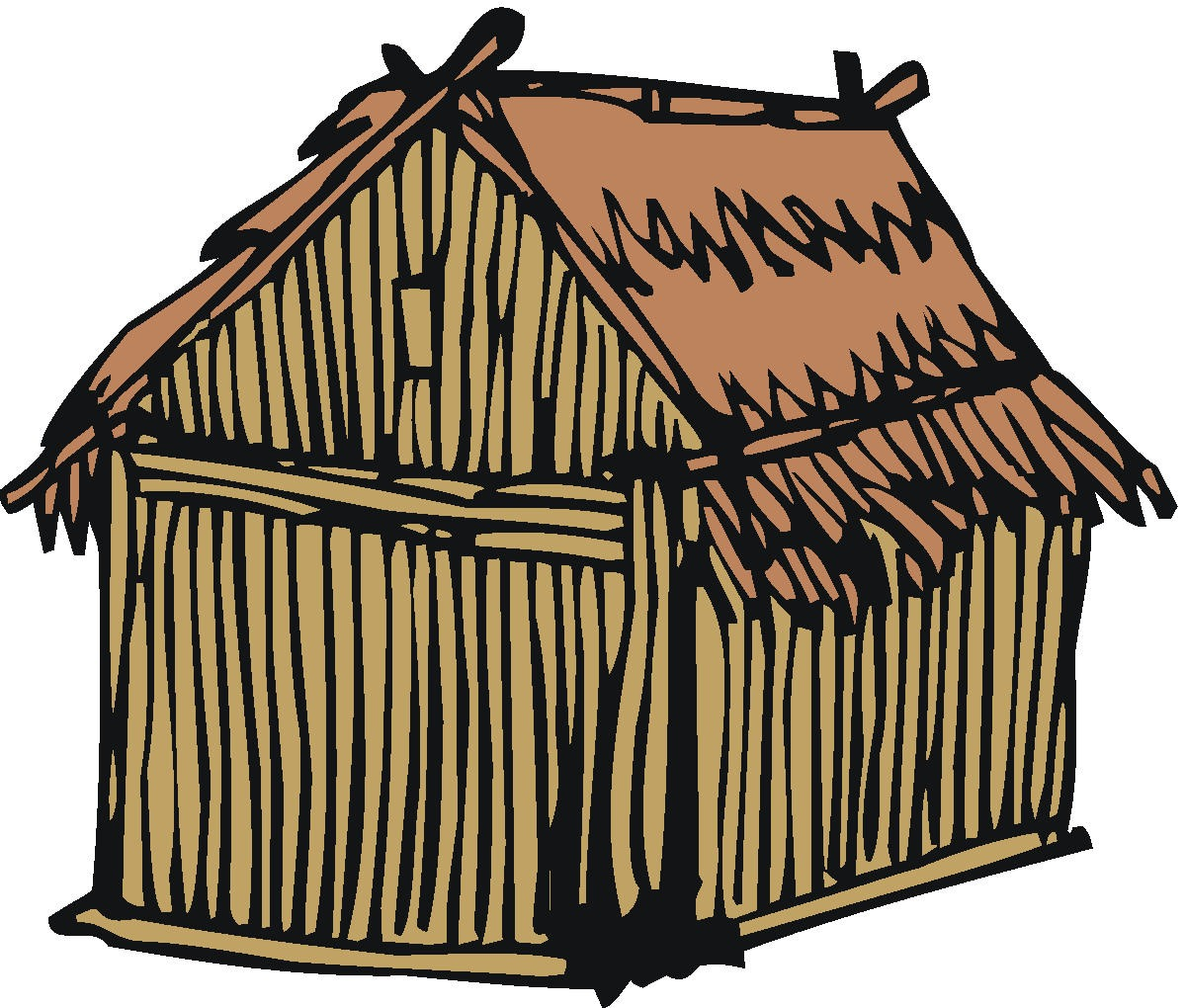 Clipart hut clipart transparent download Hut Cliparts - Cliparts Zone clipart transparent download