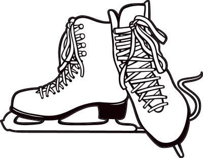 Figure skate clipart graphic free Free Ice Skating Cliparts, Download Free Clip Art, Free Clip Art on ... graphic free