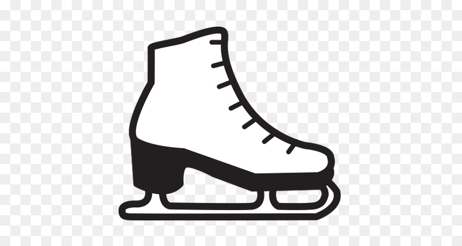 Clipart ice skate image royalty free Ice Background clipart - Ice, White, Black, transparent clip art image royalty free