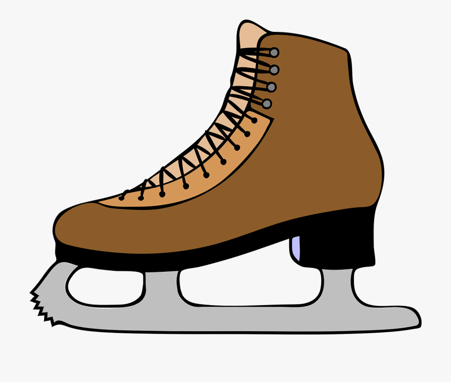 Skate clipart images png black and white Ice Skates, Ice, Shoe, Boot, Sports - Ice Skate Clipart #290661 ... png black and white