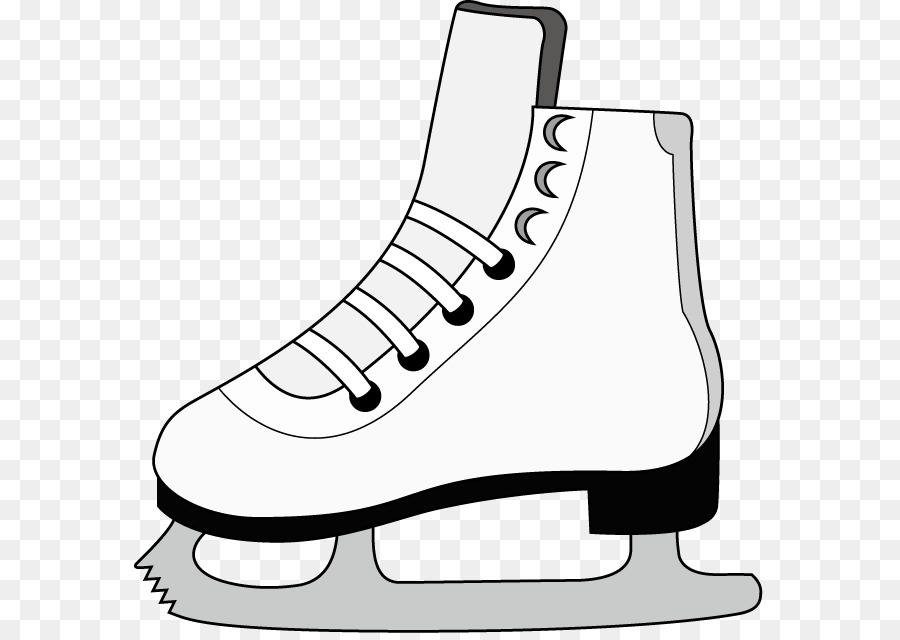 Clipart ice skate clipart library download Ice Background png download - 631*633 - Free Transparent Shoe png ... clipart library download