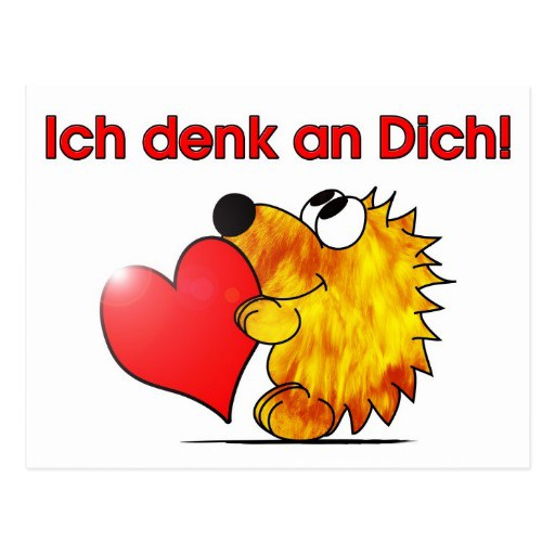 Clipart ich denk an dich png black and white library printable gift new calendar site. gift free and on pinterest ... png black and white library