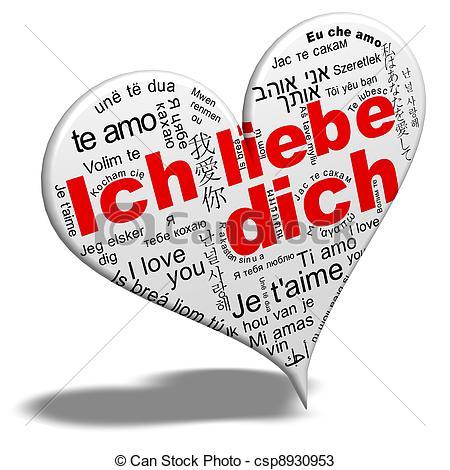 Clipart ich liebe dich. Clip art free download