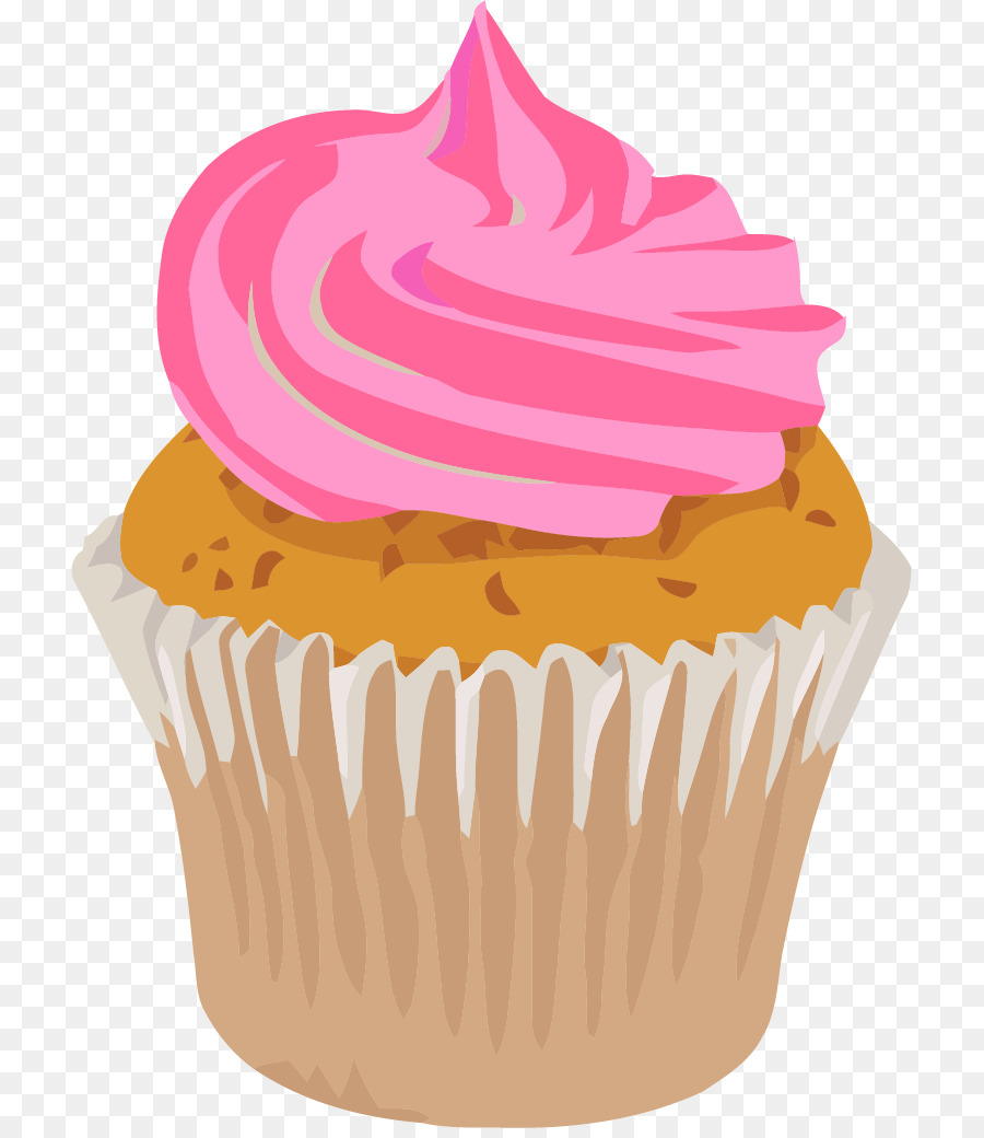 Clipart icing jpg library download Cupcake Magenta png download - 769*1031 - Free Transparent Cupcake ... jpg library download