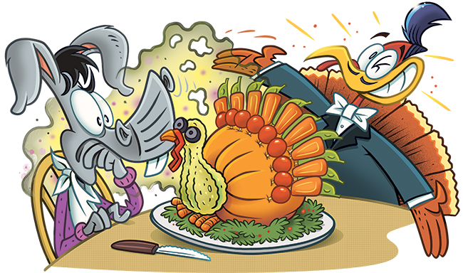 Clipart if a knight at thanksgiving dinner clip library stock 35 Funny Thanksgiving Day Jokes and Comics for Kids – Boys\' Life ... clip library stock