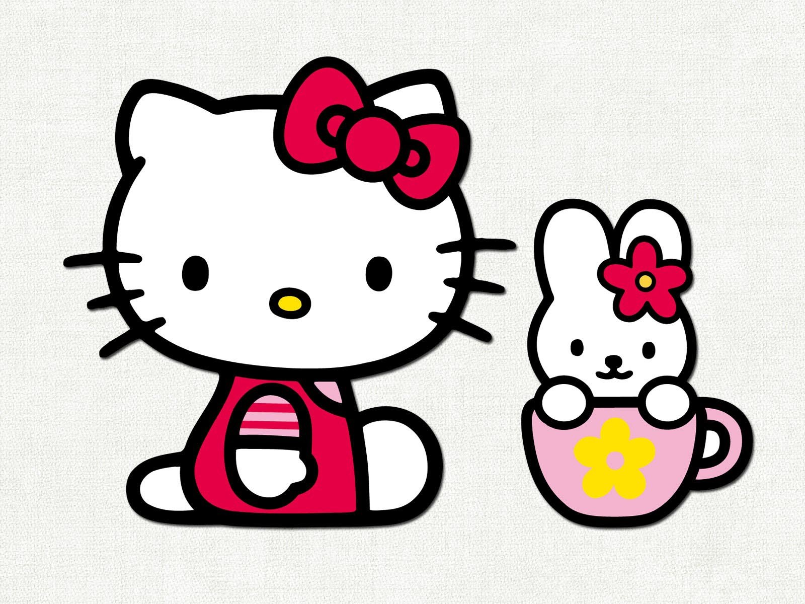Clipart im library 45+ Hello Kitty Clipart | ClipartLook library