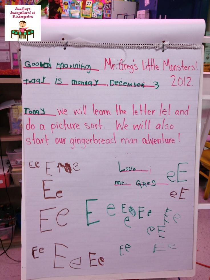 Clipart image class morning message clip art transparent stock 17 Best ideas about Kindergarten Morning Messages on Pinterest ... clip art transparent stock