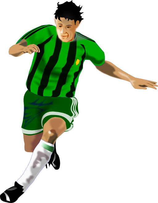 Clipart image football player picture library Clipart | i2Clipart - Royalty Free Public Domain Clipart picture library