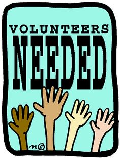 Volunteer jobs in clipart image freeuse stock Volunteers Needed Clipart | Clipart Panda - Free Clipart Images image freeuse stock