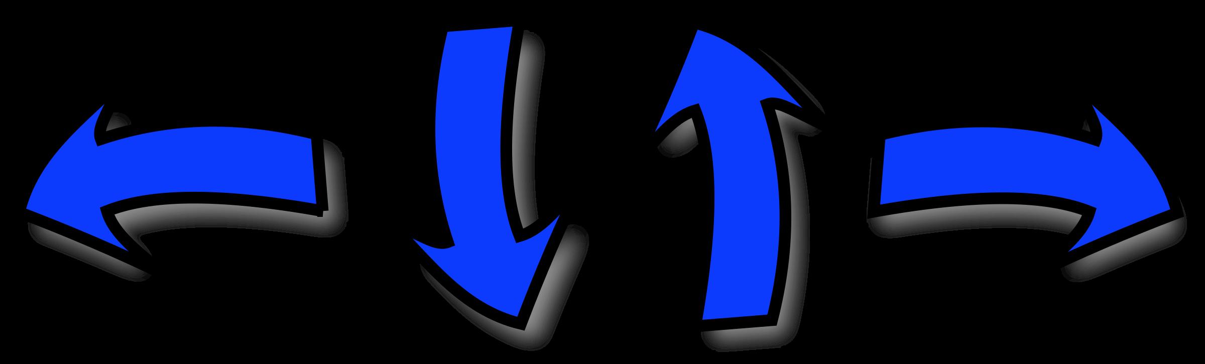 Clipart image of arrow clip transparent stock Clipart - Arrow set (Comic) clip transparent stock