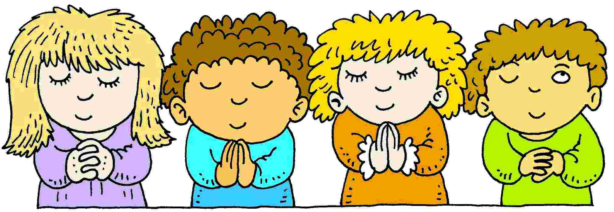 Clipart image of boy and girl praying svg transparent download Best Children Praying Clipart #23704 - Clipartion.com svg transparent download