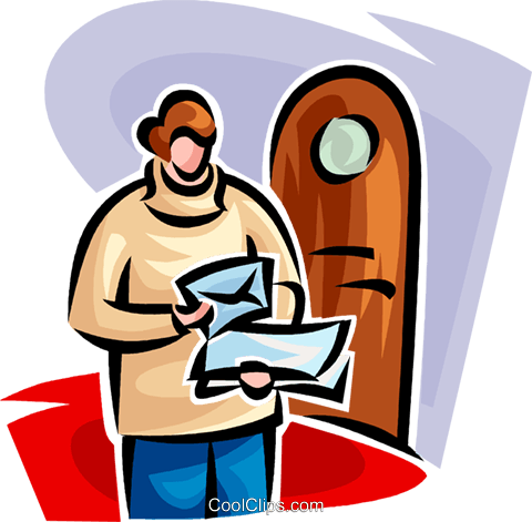 Clipart image of card delivery to mailbox clipart royalty free download Mail Man Clipart | Free download best Mail Man Clipart on ClipArtMag.com clipart royalty free download